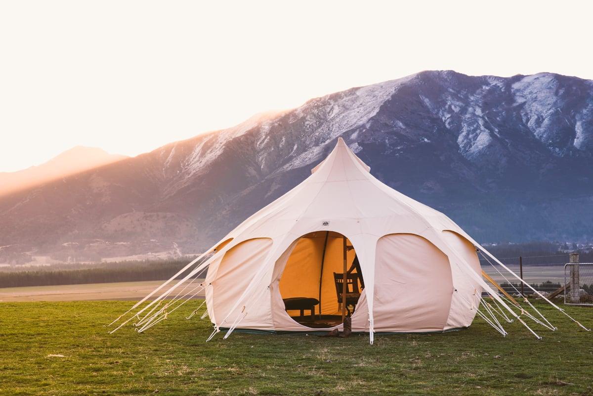 the best attitude e244d 30803 The Lotus Belle Tent