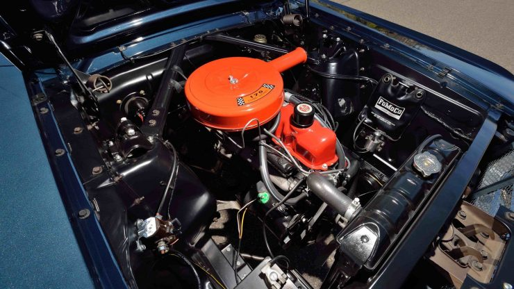 1965 Ford Mustang 6 740x416 - The First Ford Mustang Hardtop