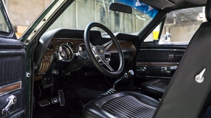 1968 Ford Mustang Bullitt 3 740x416 - Bullitt-Spec 1968 Ford Mustang Fastback