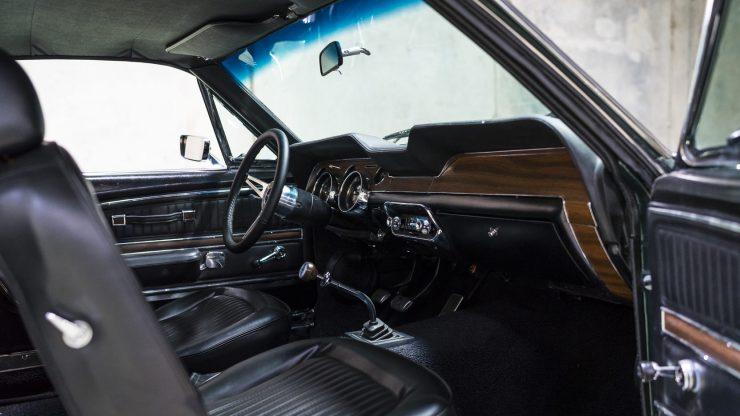 1968 Ford Mustang Bullitt 4 740x416 - Bullitt-Spec 1968 Ford Mustang Fastback