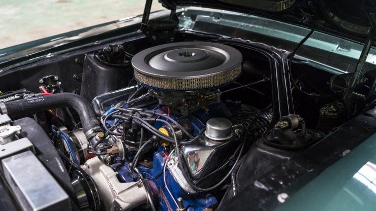 1968 Ford Mustang Bullitt 5 740x416 - Bullitt-Spec 1968 Ford Mustang Fastback