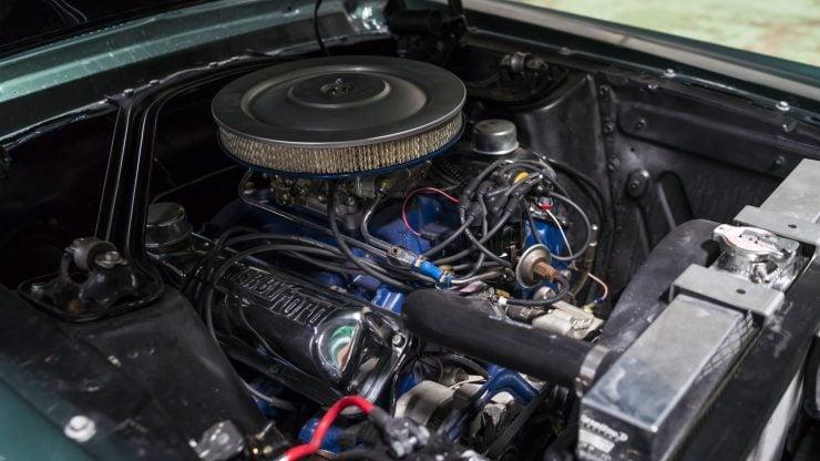 1968 Ford Mustang Bullitt 6 740x416 - Bullitt-Spec 1968 Ford Mustang Fastback