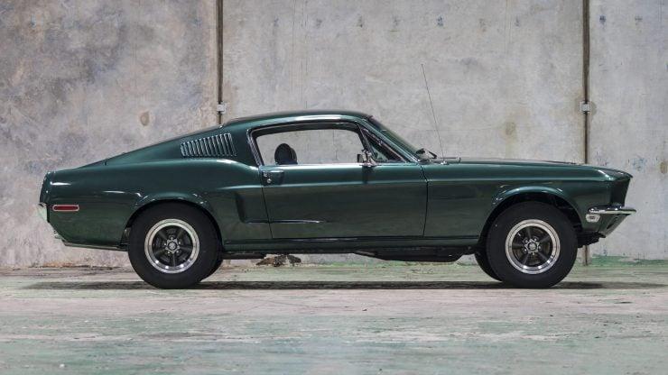1968 Ford Mustang Bullitt 7 740x416 - Bullitt-Spec 1968 Ford Mustang Fastback