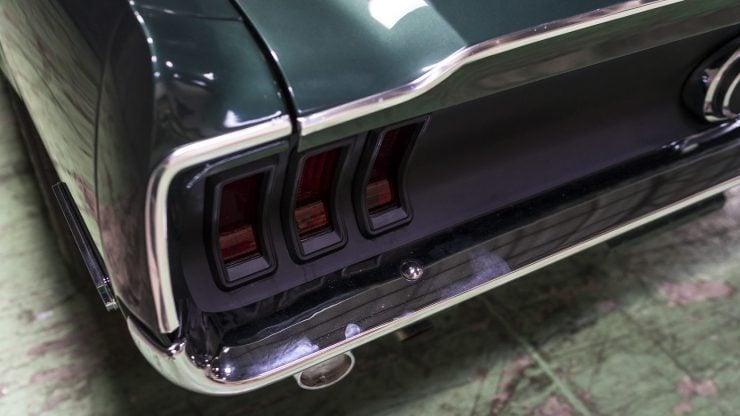 1968 Ford Mustang Bullitt 8 740x416 - Bullitt-Spec 1968 Ford Mustang Fastback
