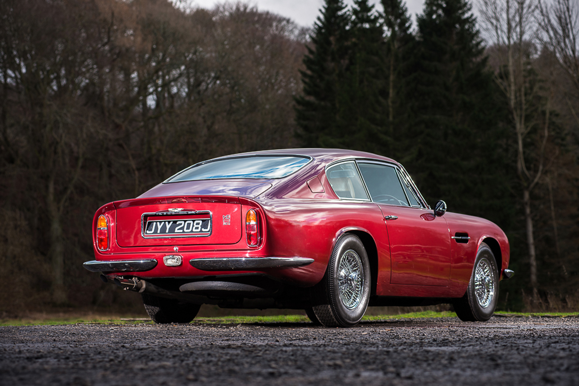 Aston Martin Db6 Mkii Vantage