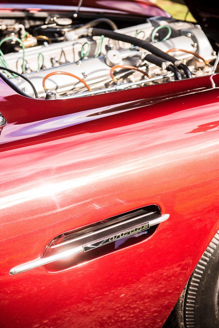 1971 Aston Martin DB6 MKII Vantage side 2 740x1109 - Aston Martin DB6 MKII Vantage