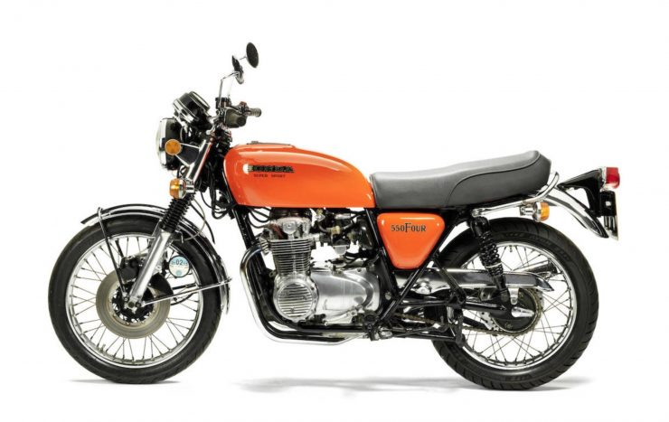 A brief history of the honda cb550 as this engine was significantly lighter than that of the cb750 the handling of the cb550 was livelier and it was a much easier bike to ride honda cb550 publicscrutiny Choice Image