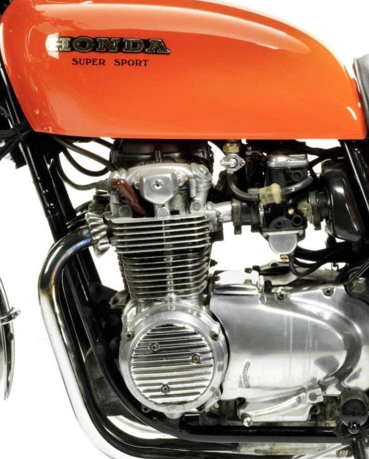 Mirrors Left /& Right Hand for 1977 Honda CB 550 K3 /'Four/'
