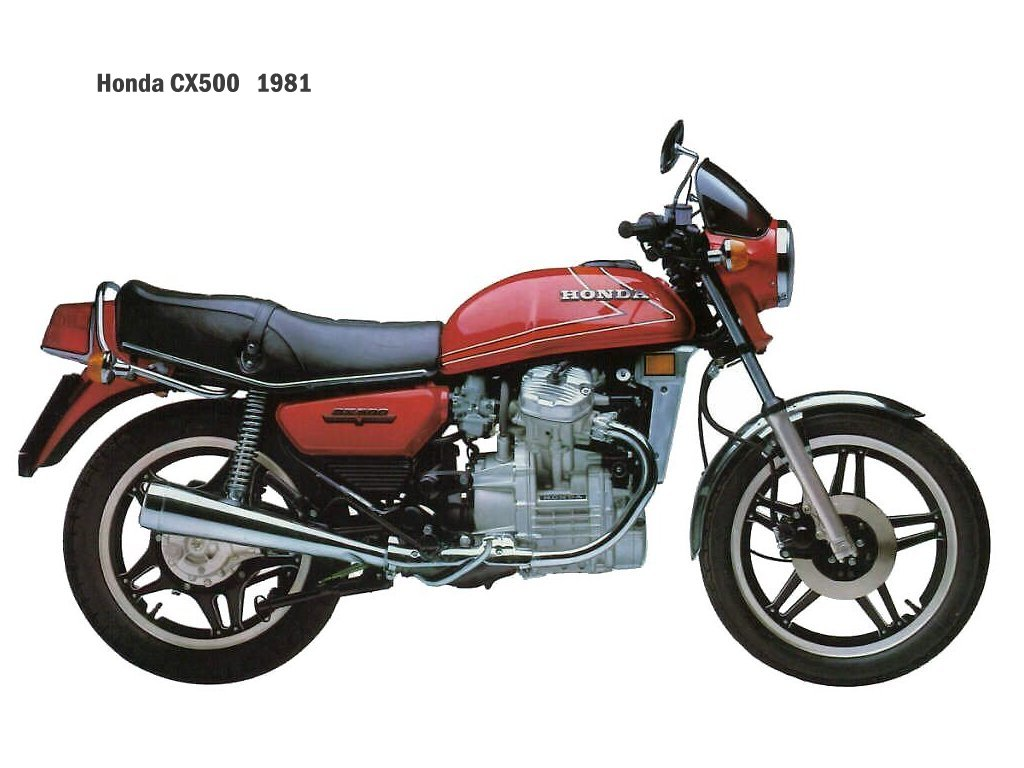 a brief history of the honda cx series. Black Bedroom Furniture Sets. Home Design Ideas