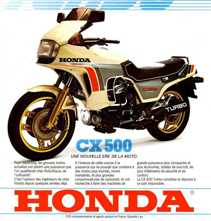 CX500EC Sports