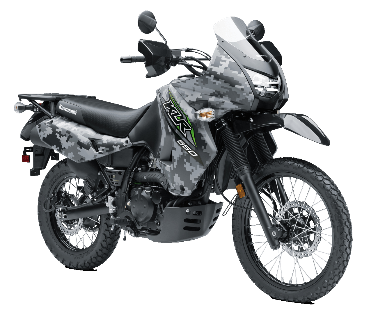 A Brief History Of The Kawasaki Klr650