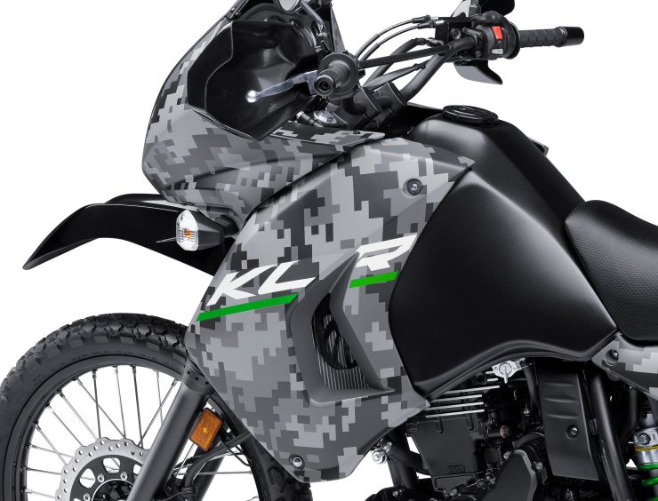 Kawasaki KLR650-E