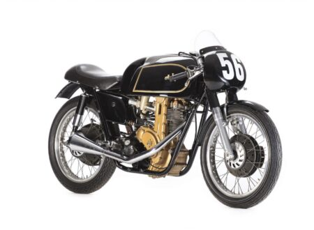 AJS 7R Motorcycle Main Hero 450x330
