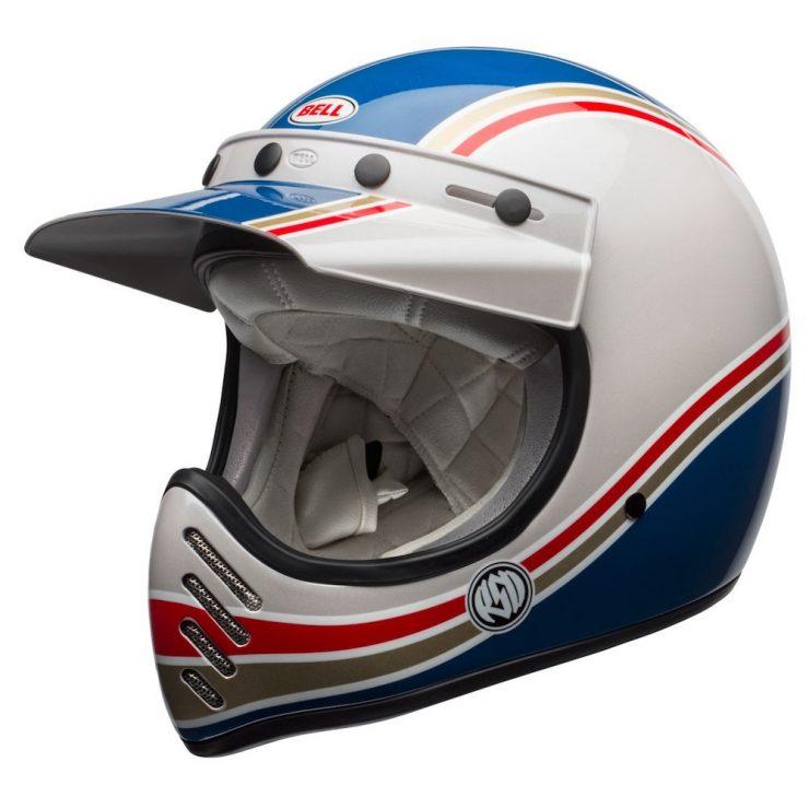 Bell Moto 3 RSD Malibu Helmet Left Angle 740x740 - Bell Moto-3 RSD Malibu Helmet