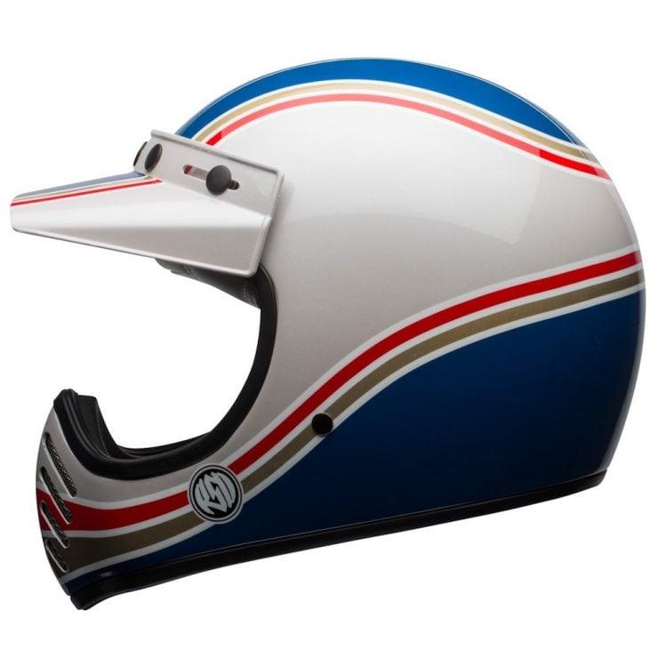 Bell Moto 3 RSD Malibu Helmet Left Side 740x740 - Bell Moto-3 RSD Malibu Helmet