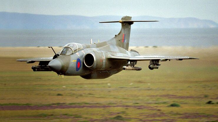 Blackburn Buccaneer 740x416 - Documentary: Blackburn Buccaneer - The Full Story