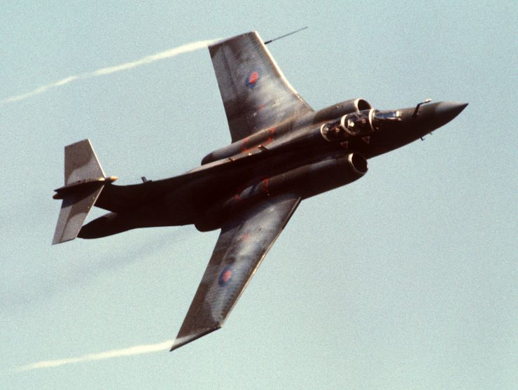 Blackburn Buccaneer Plane 740x557 - Documentary: Blackburn Buccaneer - The Full Story