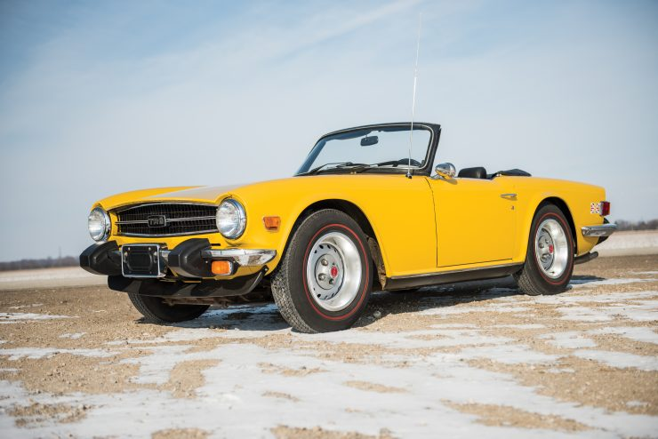 Buying Guide Triumph TR6 740x494 - The Essential Triumph TR6 Buying Guide