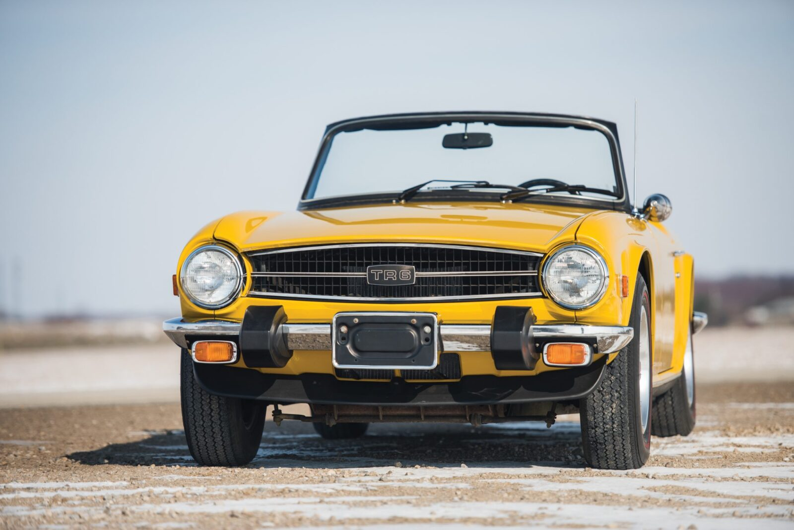 Buying Guide Triumph TR6 Front 1600x1068 - The Essential Triumph TR6 Buying Guide