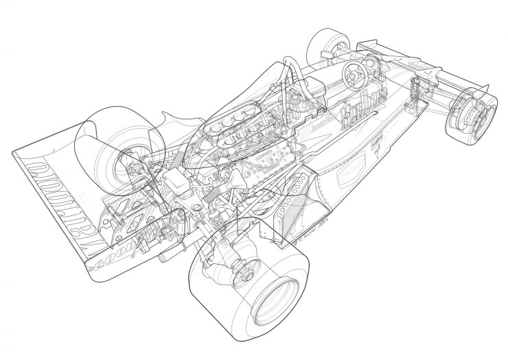 Cutaway Illustrations of Roy Scorer 2 740x525 - The Illustrations of Roy Scorer