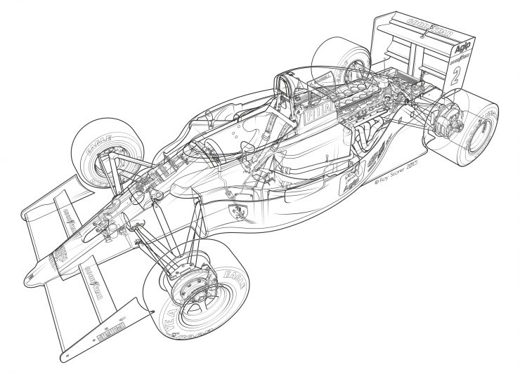 Cutaway Illustrations of Roy Scorer 3 740x533 - The Illustrations of Roy Scorer