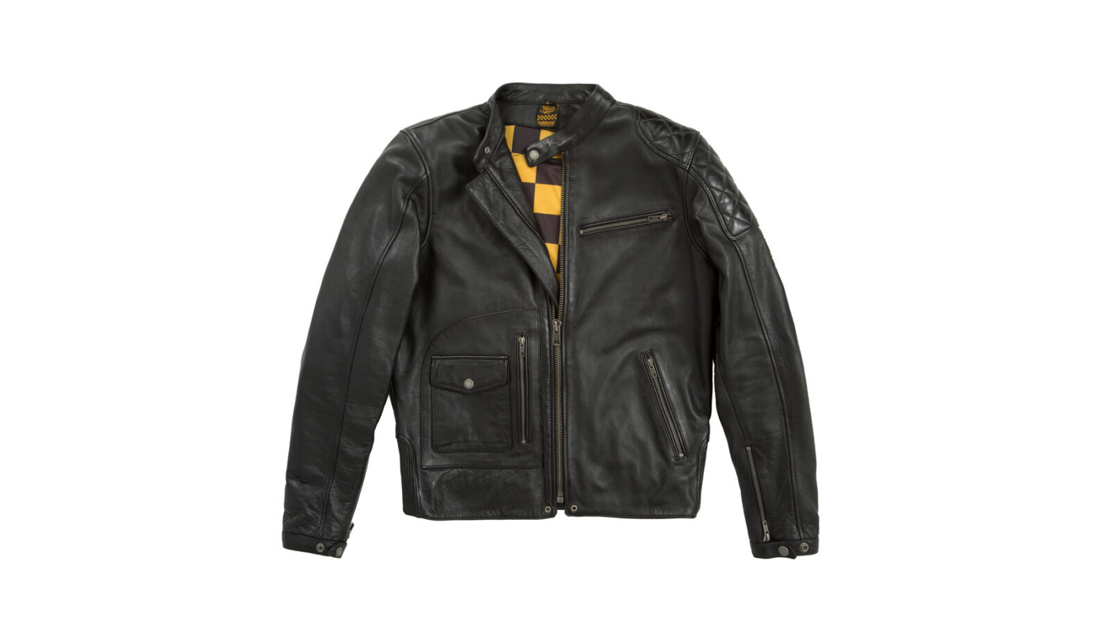 Dirt Track Motorcycle Jacket by Helstons Fuel 1600x921 - Dirt Track Motorcycle Jacket by Helstons + Fuel
