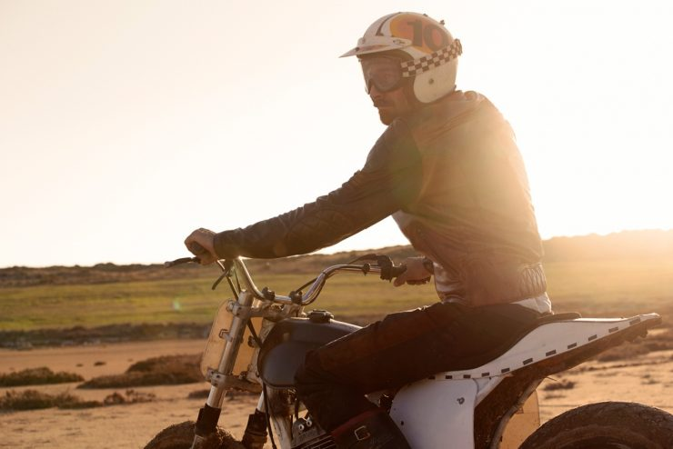 Dirt Track Motorcycle Jacket by Helstons Fuel 3 740x494 - Dirt Track Motorcycle Jacket by Helstons + Fuel