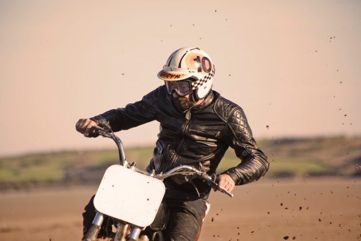 Dirt Track Motorcycle Jacket by Helstons Fuel 4 740x494 - Dirt Track Motorcycle Jacket by Helstons + Fuel