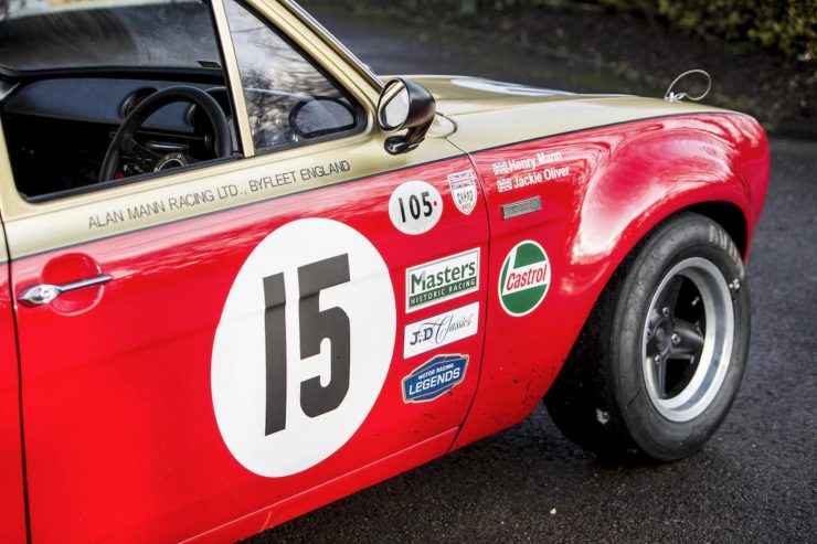 Ford Escort MK1 11 740x493 - Original Ford Escort MKI Works Racer