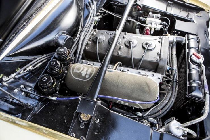 Ford Escort MK1 13 740x493 - Original Ford Escort MKI Works Racer