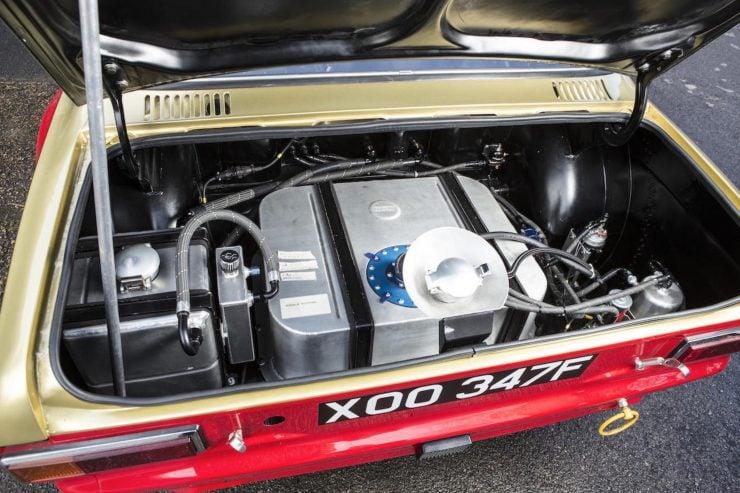 Ford Escort MK1 15 740x493 - Original Ford Escort MKI Works Racer