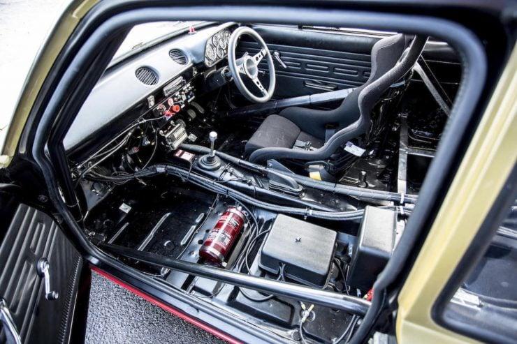Ford Escort MK1 17 740x493 - Original Ford Escort MKI Works Racer