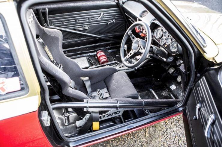 Ford Escort MK1 18 740x491 - Original Ford Escort MKI Works Racer