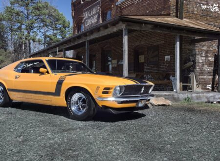 Ford Mustang Boss 302 450x330 - 1970 Ford Mustang Boss 302