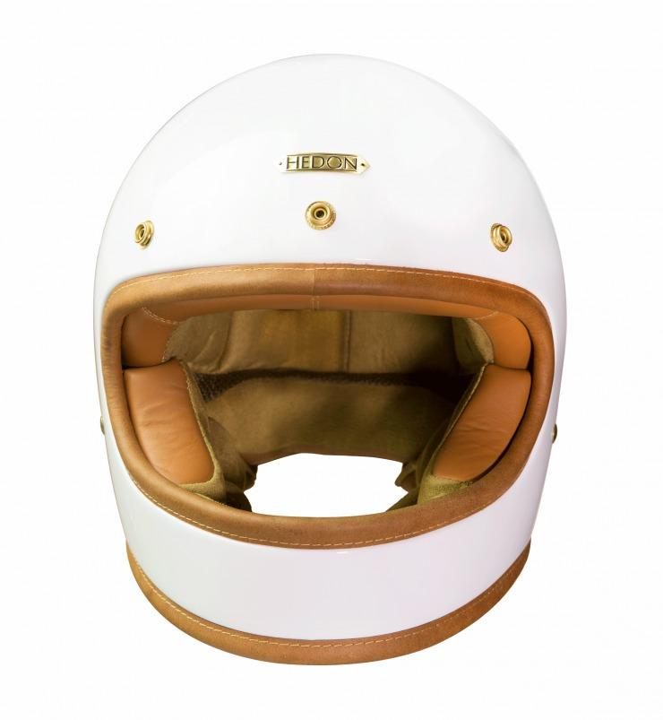 Heron Heroine Full Face Motorcycle Helmet Front 740x803 - Hedon Heroine Full Face Motorcycle Helmet