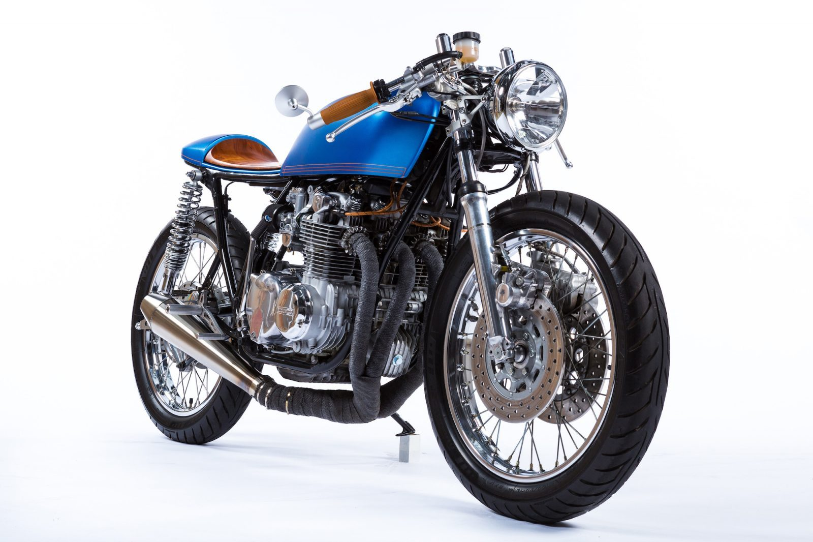 A Brief History Of The Honda CB550