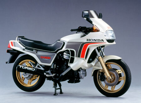 Honda CX500 450x330 - A Brief History of the Honda CX Series