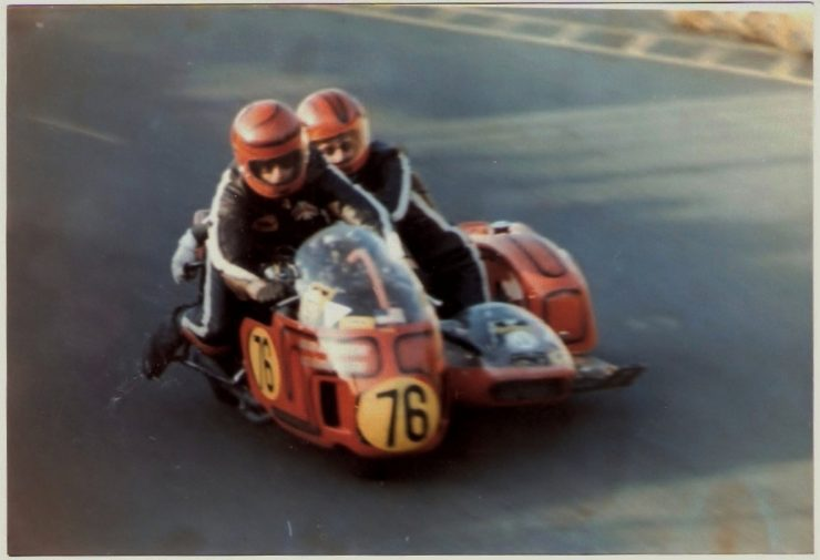 IOM TT 07 740x505 - Joe and Alma - The First American Couple To Race The Isle Of Man TT