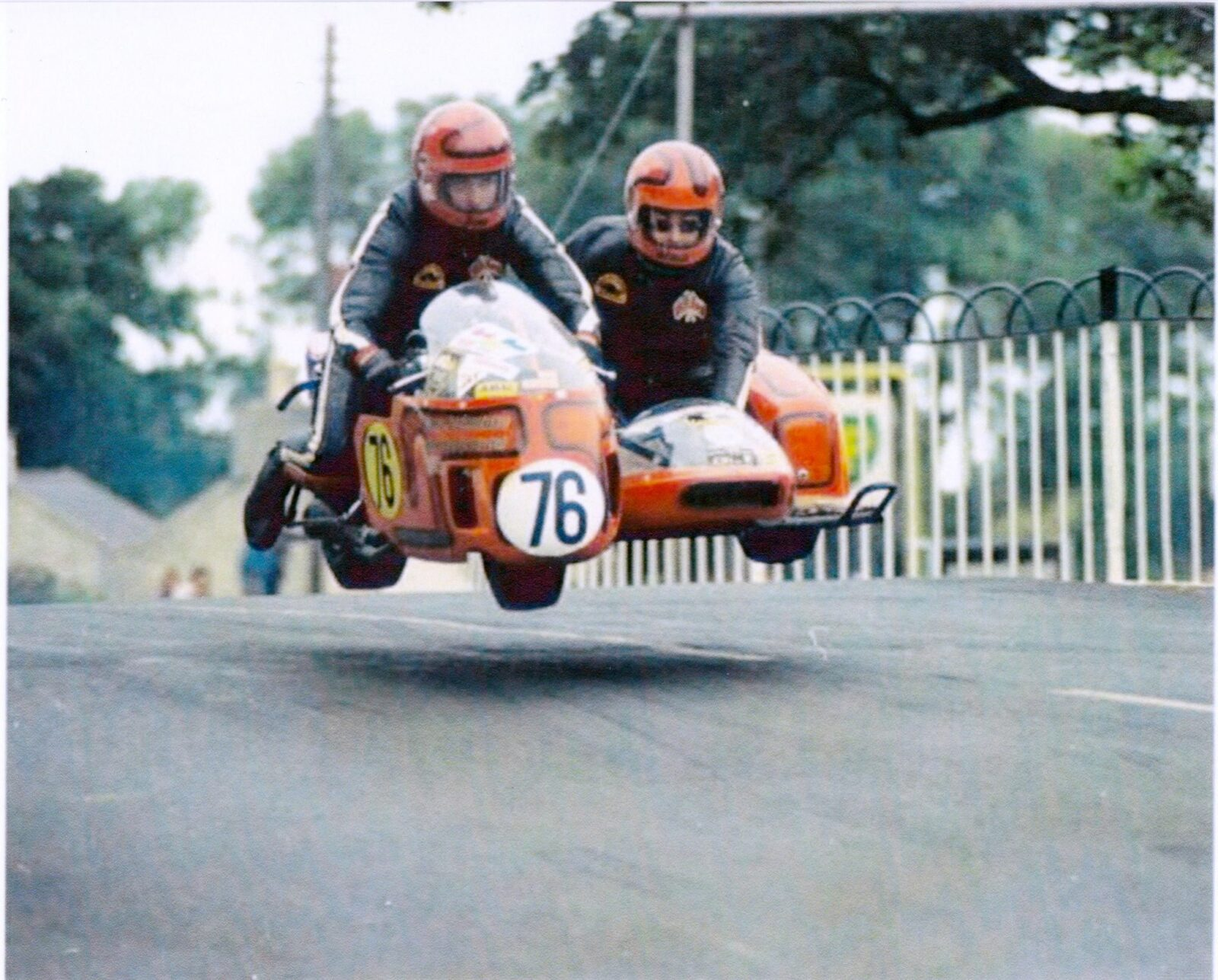IOM TT 33 1600x1287 - Joe and Alma - The First American Couple To Race The Isle Of Man TT