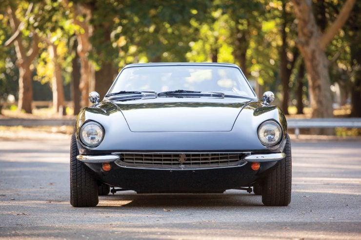 Intermeccanica Italia Spyder 12 740x493 - Intermeccanica Italia Spyder