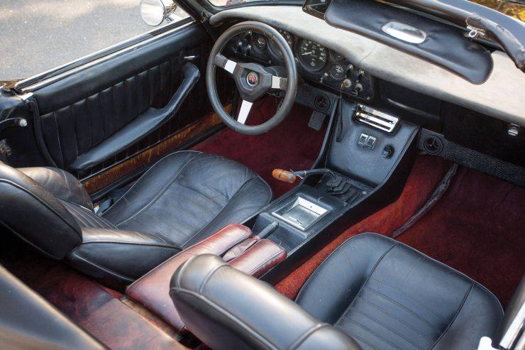Intermeccanica Italia Spyder 8 740x493 - Intermeccanica Italia Spyder