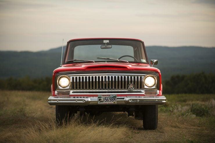 Chasing Classic Cars Jeep Wagoneer