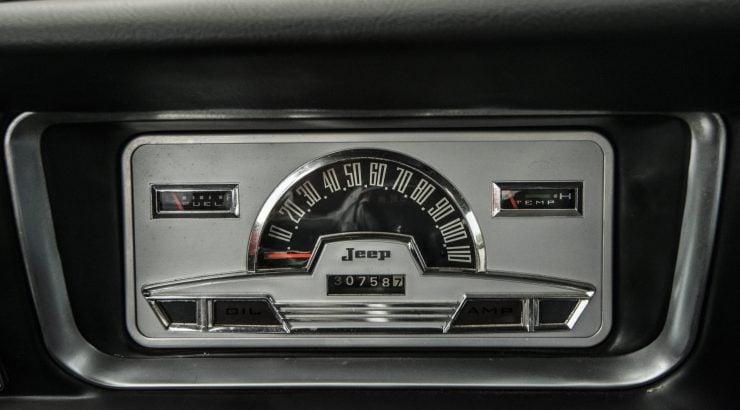 Jeep Wagoneer 4 740x410 - 1968 Jeep Wagoneer