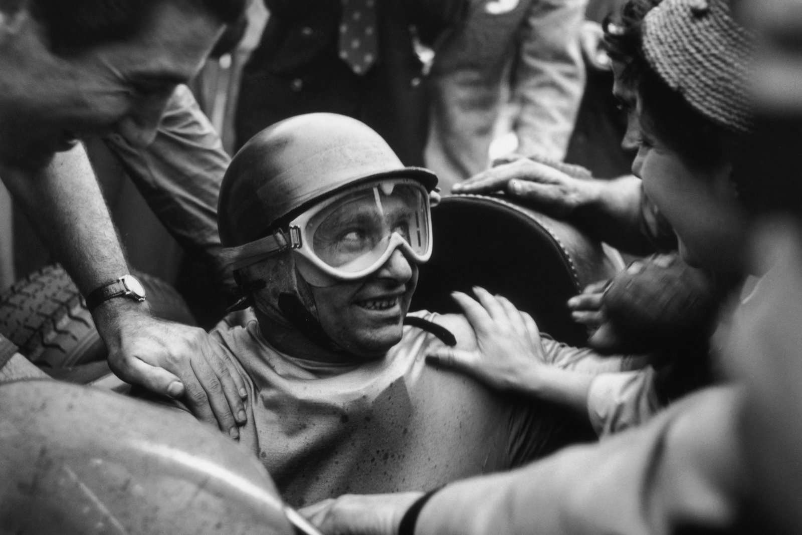 Documentary Tribute To Fangio