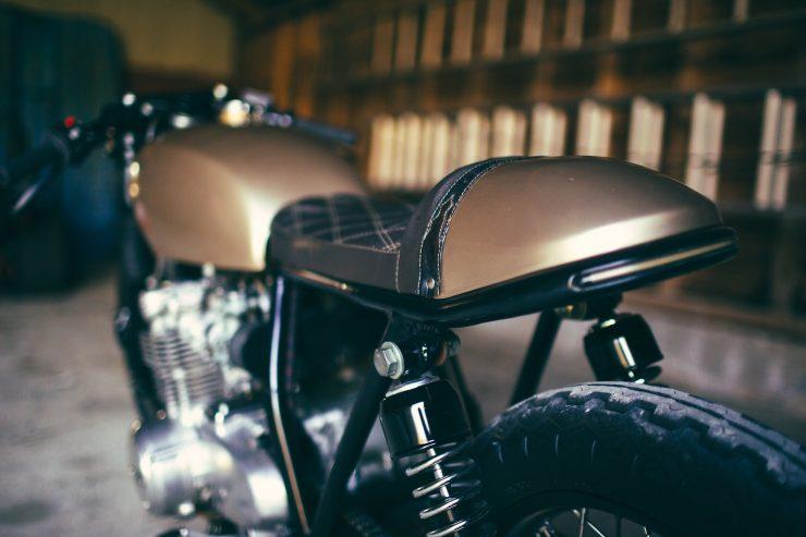 Karly Kothmanns Honda CB550 4 740x493 - Karly Kothmann's Honda CB550
