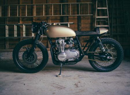Karly Kothmanns Honda CB550 450x330