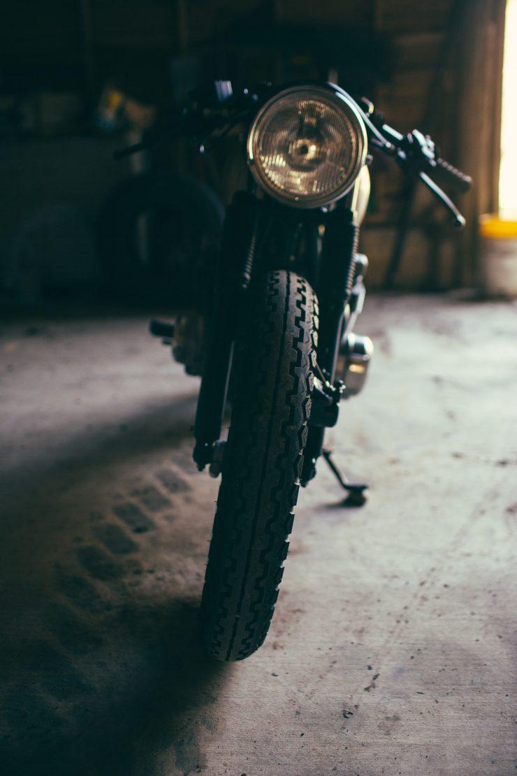 Karly Kothmanns Honda CB550 6 740x1110 - Karly Kothmann's Honda CB550
