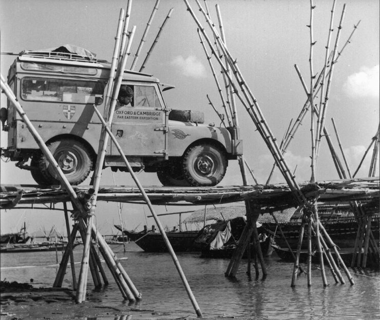 Land Rover A 50 Year Adventure 1 740x624 - Documentary: Land Rover - A 50 Year Adventure