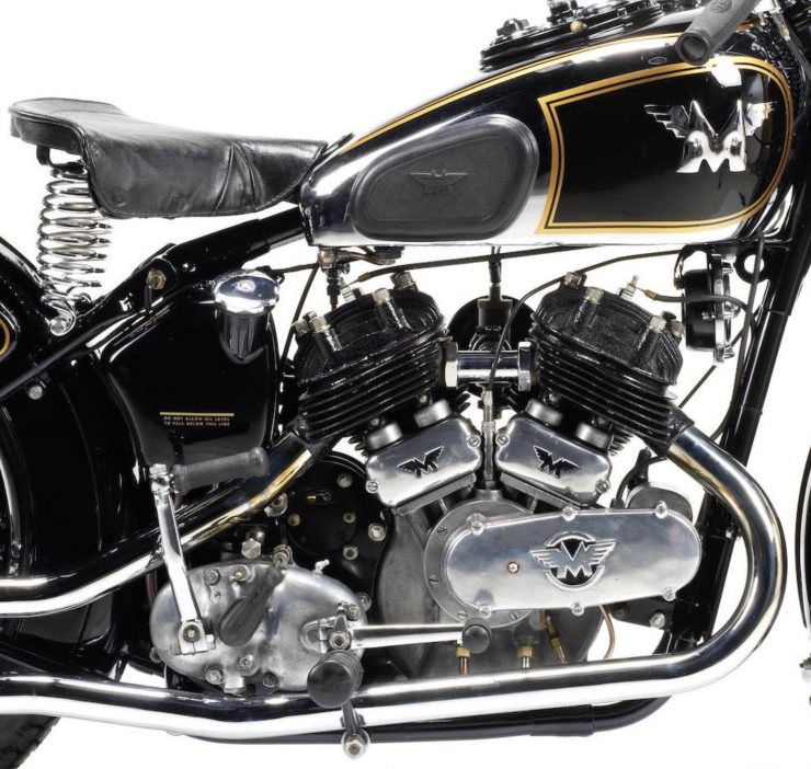 Matchless Model X Engine 740x702 - Matchless Model X