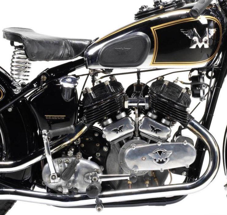 Matchless Model X Engine 740x702 - Matchless Model X